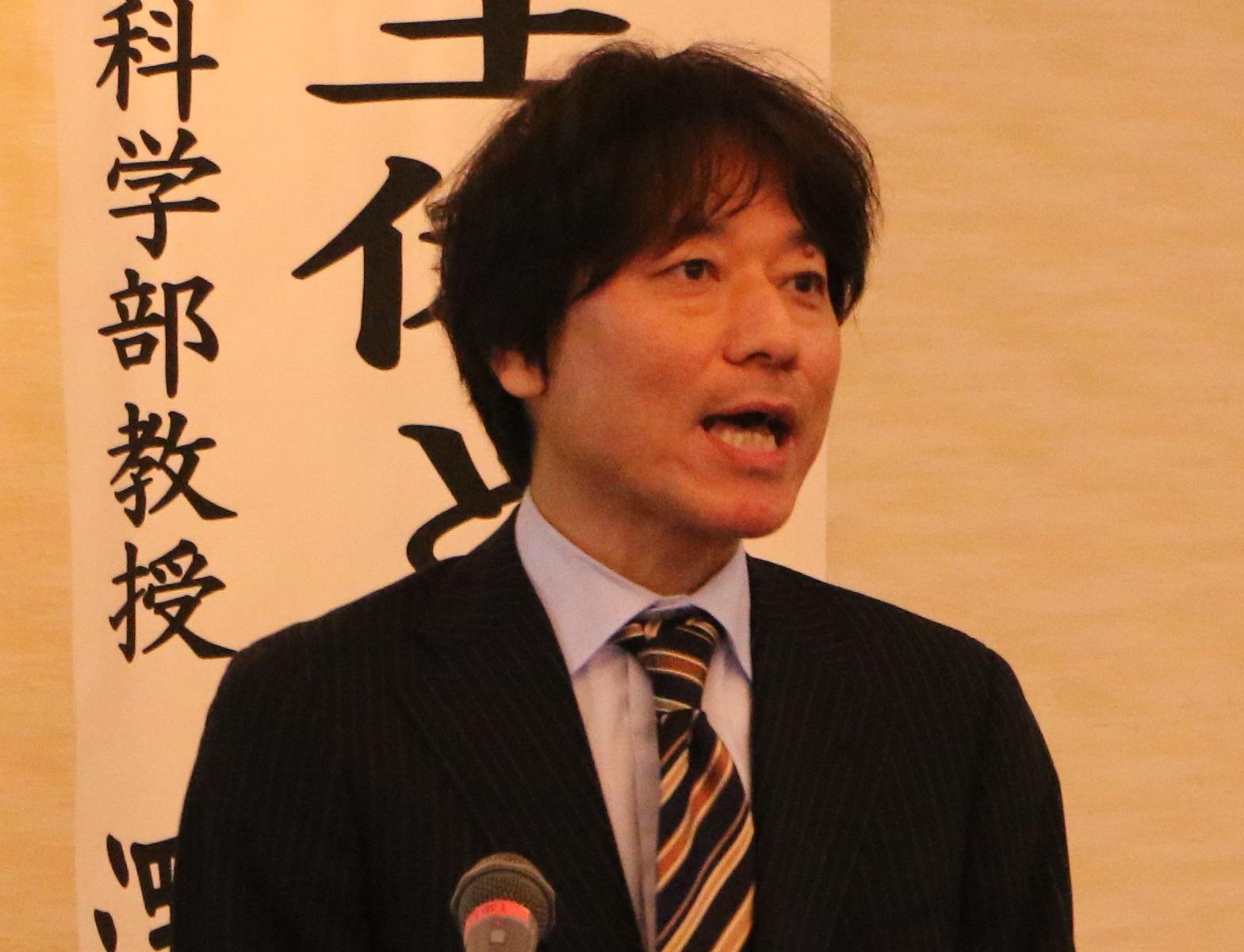 澤田稔先生